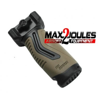 poignee OVG tan Overmolded Vertical Grip  IMI defense