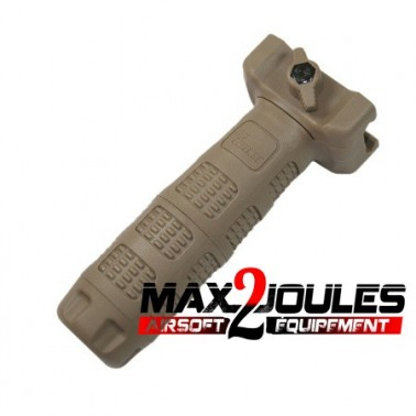 poignee IVG tan IMI DEFENSE Interchangeable Vertical Grip