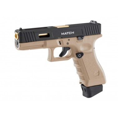 S17 match co2 gbb tan stark arms ap02528