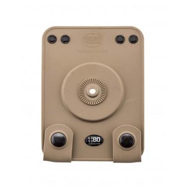 adaptateur molle TAN pour holster bo et  fobus ge-15605