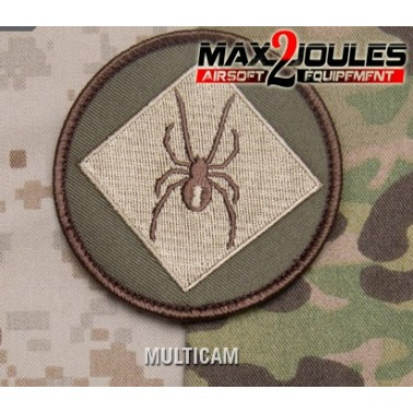 patch spyder redbackone multicam msm-p-135-mc