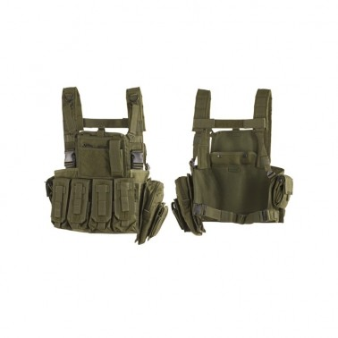 chest rig OD defcon5 d5-rc901 od