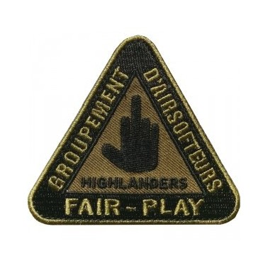 patch anti highlanders aca shop