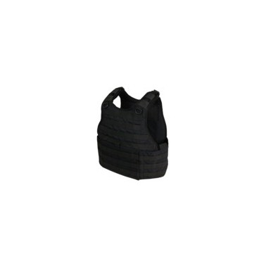 gilet DACC Noir carrier invader gear