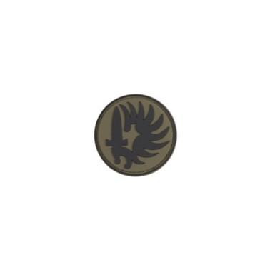 patch pvc velcro  legion etrangere foret