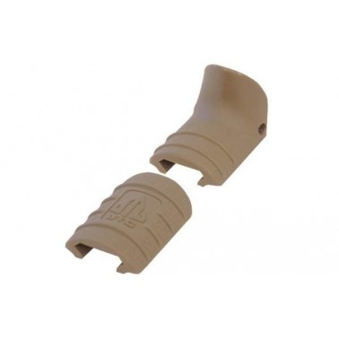 utg compact tactical hand stop dark earth rb-hs01d pu08554