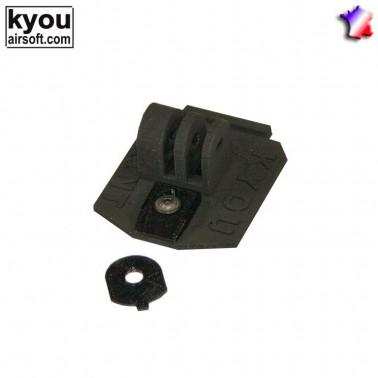 nvg mount for vozmodel ou gopro noir kyou