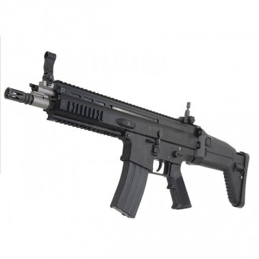 FN scar l metal WE gbb noir