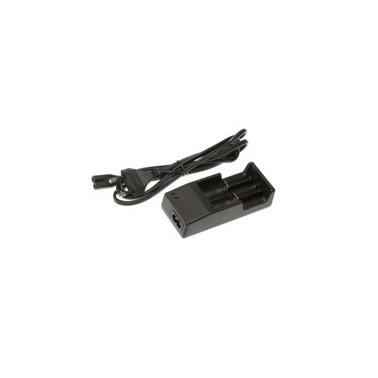 chargeur de batterie 18650 (2x cr123)
