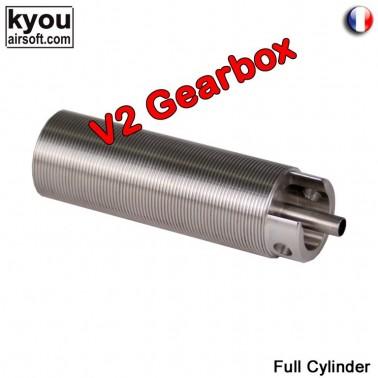 fuulC cylindre zero fuite V2 tete de cylindre et cylindre monobloc pour V2