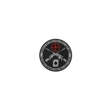 patch velcro pvc sniper blackops swat