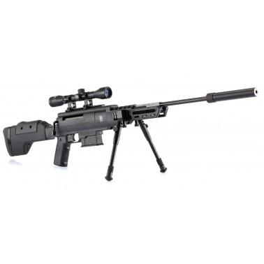 carabine 4.5mm  black ops sniper 20j