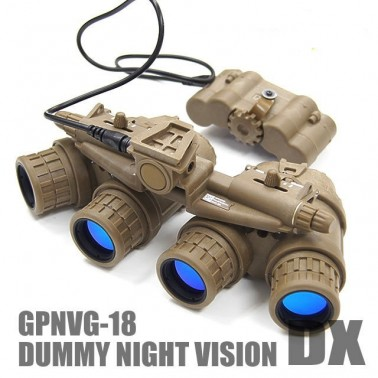 FMA GPMVG Night vision 18 dummy Dark earth