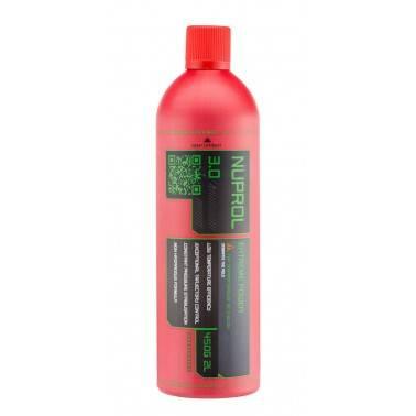 nuprol gaz hiver premium 3.0 bouteille  2000ml bteil rouge