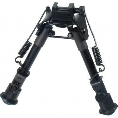 bipod bipied UTG tactical metal swat combat profile