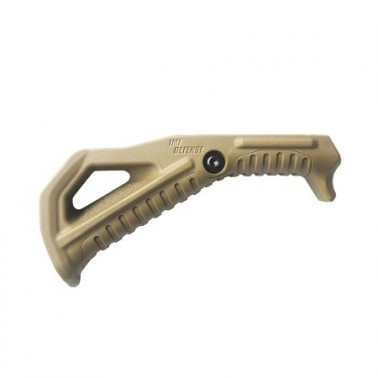 front support grip imi fsg1 tan