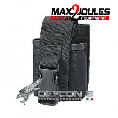 poche mod porte grenade defcon5 noir d5-gp01 b