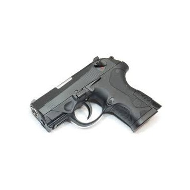 px4 compact bulldog WE noir (talon noir ou rose)