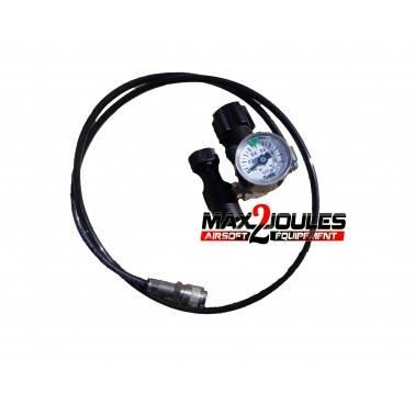 kit regulateur tres basse pression ZP 0-120 psi