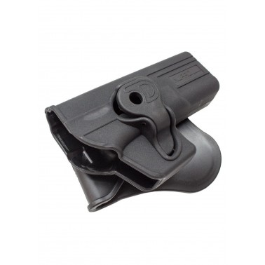 holster EU rigide a retention pour glock airsoft stark marui kj we compatible accroche IMI