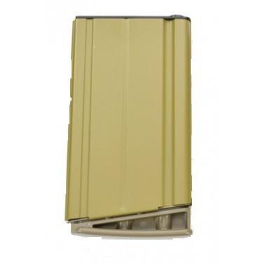 chargeur tan 160 bb's  scar h VFC vf9-mag-mk17e160-tn02