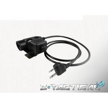 bouton U94 z-tactical z-113 PTT pour midland version