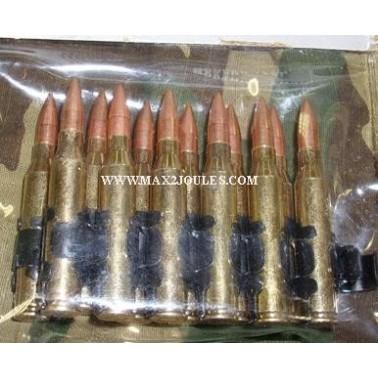 Ceinture balles M249