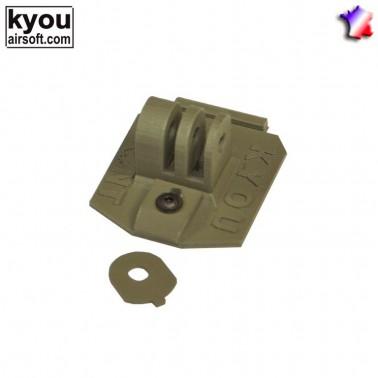 nvg mount for vozmodel ou gopro od kyou