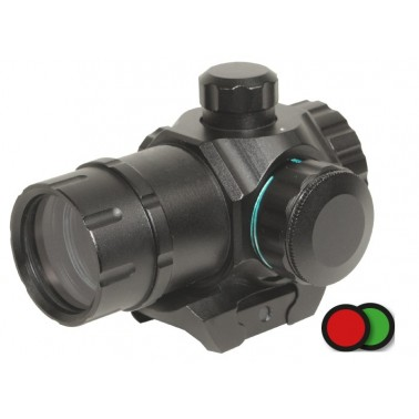 point rouge vert dot sight compact 263929