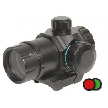 point rouge vert dot sight compact 263929