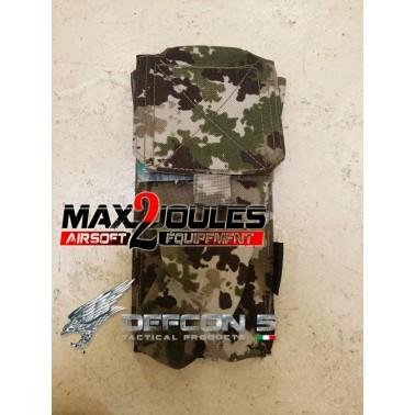 grande poche radio ou bouteille gaz defcon5 multiland d5-879 ml