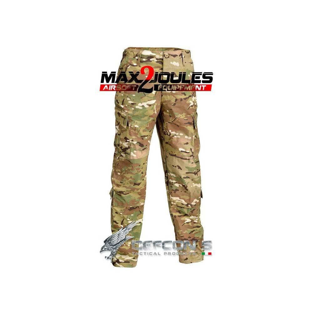 Pantalon bdu multicam defcon5 d5-1600mc