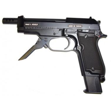 M93RII noir