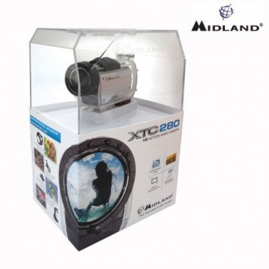 camera xtc280 full hd + caisson etanche