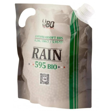 sac gourde bo dynamics rain 595 bio 3500 bb's 0.25g