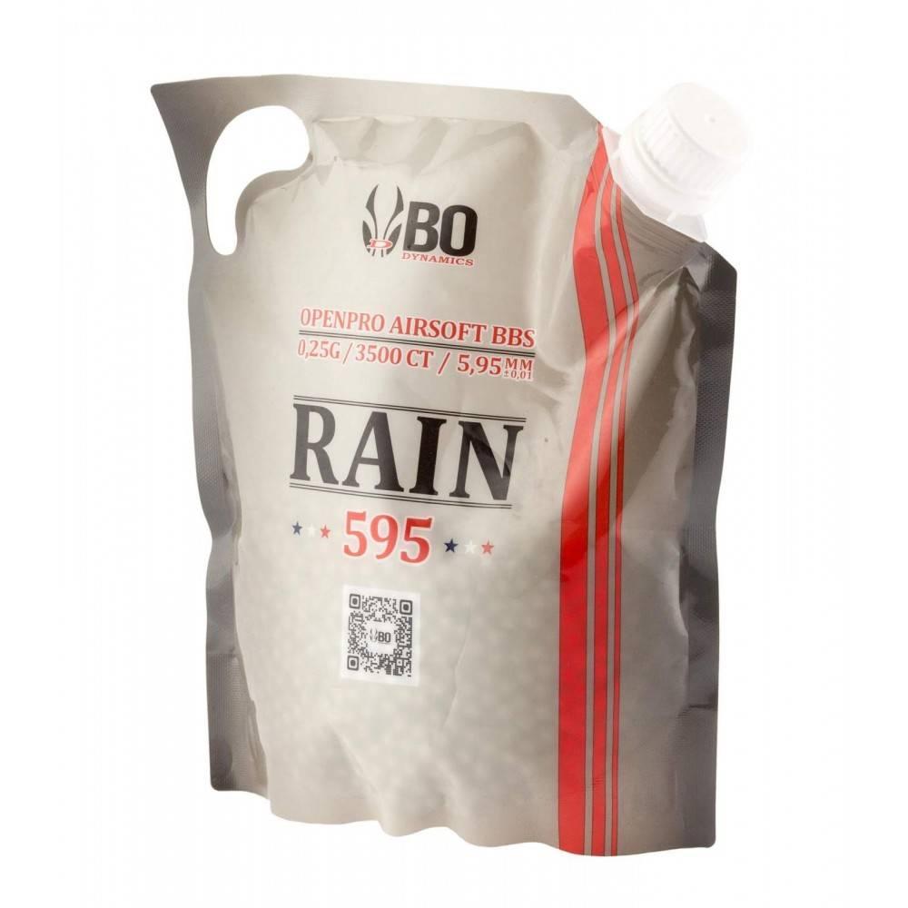 sac gourde bo dynamics rain 595 3500 bb's 0.25g
