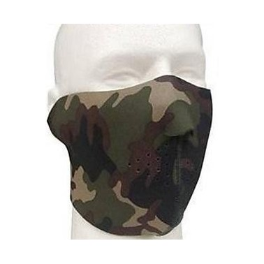 Demi Masque Neoprene camo