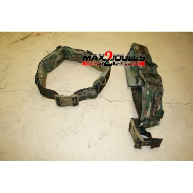 ceinturon tactique multicam reglable