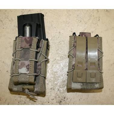 poche  atacs convient pour multiland double chargeur fusil et pistolet TACO mag