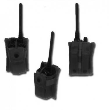 poche porte radio molle noir defcon5 d5-rp01 b