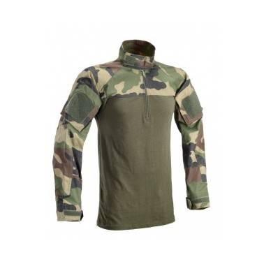chemise de combat ce UBAS  combat shirt coton elastan defcon5