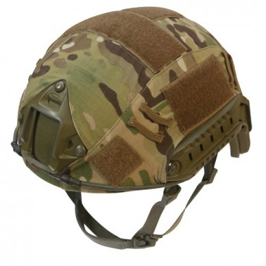 fast helmet cover type multcam invader gear