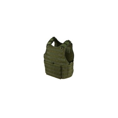 gilet DACC OD carrier invader gear