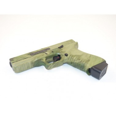 S17 APS METAL COULEUR camo atacs FG foliage green CO2 GBB