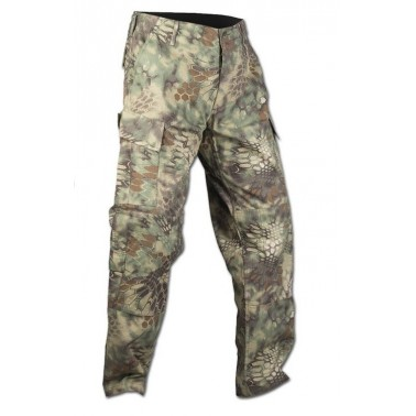 pantalon acu type kryptec woodland
