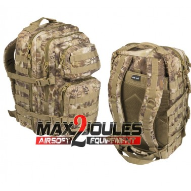 Sac us assault  kryptec hilander desert  50L