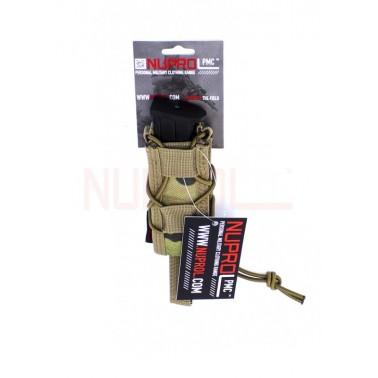 pochette rapide NUPROL PMC chargeur pistolet multicam 6443