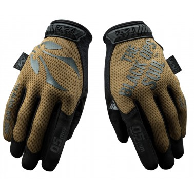 gants MTO TOUCH palpation By Mechanix tan BO manufacture