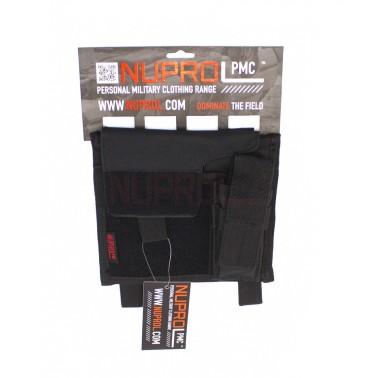 pochette PMC admin noire nuprole 6408