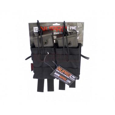 double poche PMC chargeur g36  noire nuprol 6416